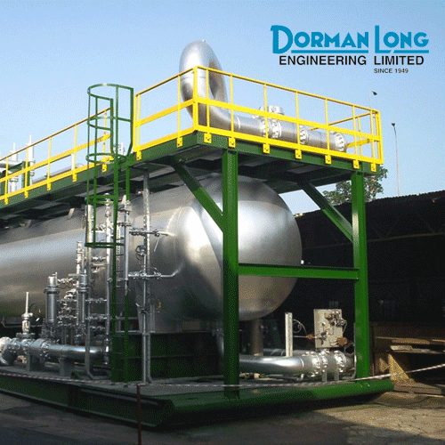 DORMAN LONG ENGINEERINGOil and Gas